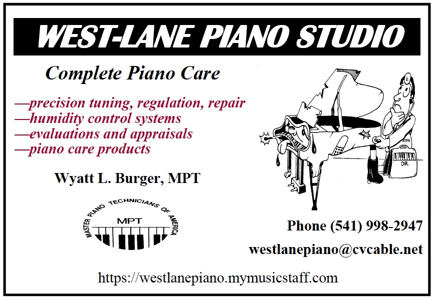 West-Lane Piano Studio